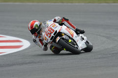 Marco simoncelli, knee down, Stock Photo