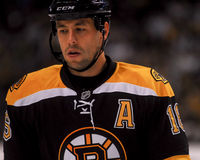 Marco Sturm, Boston Bruins Foto de archivo
