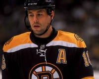 Marco Sturm, Boston Bruins Images libres de droits