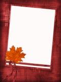 Marco sucio Imagen de archivo libre de regalías