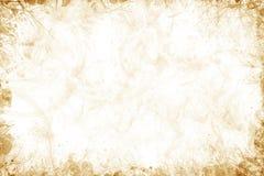 Marco terroso suave Foto de archivo libre de regalías