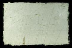 Marco Textured de Grunge Imagen de archivo
