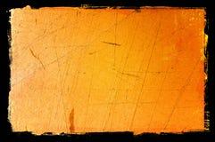 Marco Textured de Grunge Foto de archivo libre de regalías