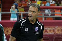 Marco van Basten Royalty Free Stock Photo