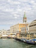 Marco van San in Venetië royalty-vrije stock foto's