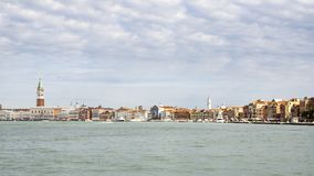Marco van San in Venetië stock afbeelding