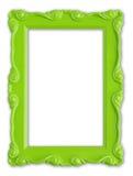 Marco verde Fotografía de archivo libre de regalías
