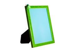 Marco verde de la manzana Fotografía de archivo libre de regalías