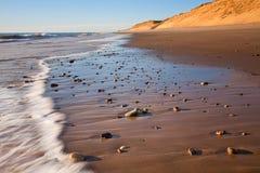 marconi трески плащи-накидк пляжа Стоковые Фотографии RF