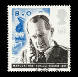 Marconi Royalty Free Stock Photo