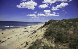 Marconi Beach, Wellfleet, MA Royalty Free Stock Photography