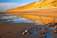 Marconi Strand, Cape Cod Lizenzfreies Stockfoto