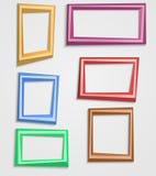 marcos Fotografía de archivo libre de regalías