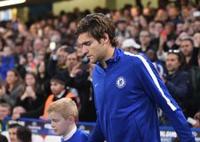 Marcos Alonso Stock Photo