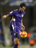 Marcos Angelieri of Malaga CF Royalty Free Stock Photography
