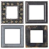 Marcos cuadrados Imagen de archivo libre de regalías