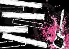 Marcos de Grunge Libre Illustration