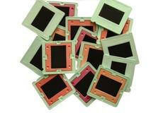 Marcos de la diapositiva de la foto Foto de archivo libre de regalías