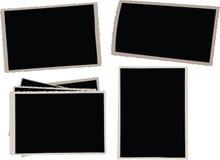 Marcos de la foto de la vendimia Imágenes de archivo libres de regalías