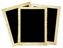 Marcos de la foto de la vendimia Imagen de archivo libre de regalías