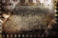 Marcos de película fotos de archivo
