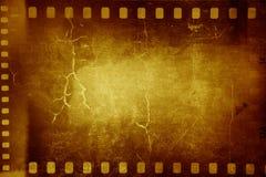 Marcos de película Imágenes de archivo libres de regalías