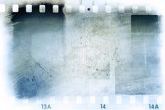Marcos de película Imagen de archivo libre de regalías