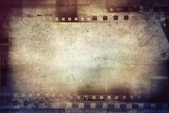 Marcos de película Fotos de archivo libres de regalías