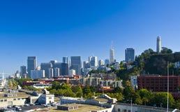 Marcos de San Francisco fotografia de stock