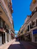 Marcos de Sitges Fotografia de Stock Royalty Free