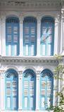 Marcos de ventana Imágenes de archivo libres de regalías