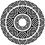 Marcos del círculo Fotografía de archivo