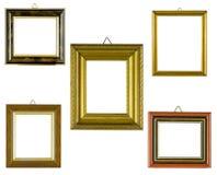 Marcos del collage Imagen de archivo libre de regalías