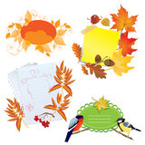 Marcos del otoño Fotos de archivo