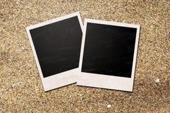 Marcos en blanco de la foto Imagen de archivo libre de regalías