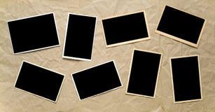 marcos fotográficos vacíos, Fotografía de archivo libre de regalías