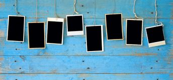 marcos fotográficos vacíos, Imagenes de archivo