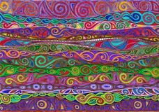 Marcos geométricos Imagenes de archivo
