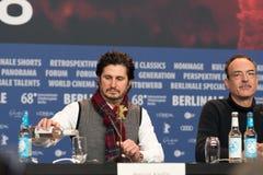 Marcos Kantis en Berlinale 2018 Imagenes de archivo