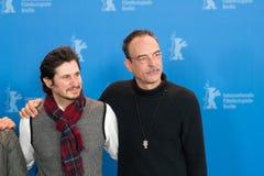 Marcos Kantis y Benedict Neuenfels en Berlinale 2018 Fotografía de archivo