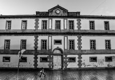Marcos Musuem - Vigo - la Spagna Fotografie Stock