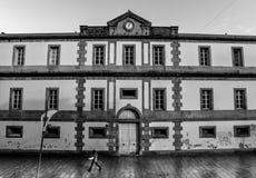 Marcos Musuem - Vigo - Spanien Arkivfoton