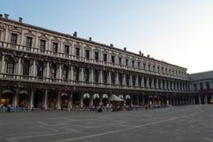 marcos piazza San Zdjęcia Stock