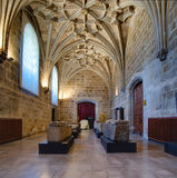 marcos slott san Arkivbild