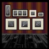 Marcos vacíos del vector Fotos de archivo libres de regalías