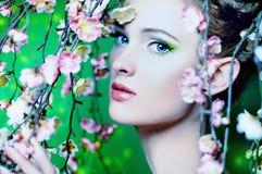 Marcowy kwiat Obraz Royalty Free