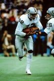 Marcus Allen, Oakland Raiders Imágenes de archivo libres de regalías