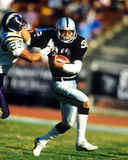 Marcus Allen Oakland Raiders. Former Oakland Raiders legend Marcus Allen #32. (Image taken from color slide Stock Images