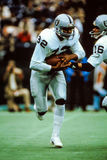 Marcus Allen, Oakland Raiders. Oakland Raiders RB Marcus Allen #32. (Image taken from color negative Royalty Free Stock Images