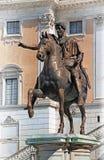 Marcus Aurelius Stockbild